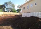 Empty lot Before